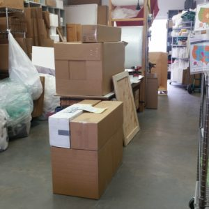 Pallet and Crate Shipping