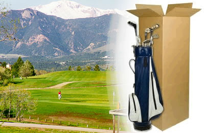 Golf Club Shipping Colorado Springs