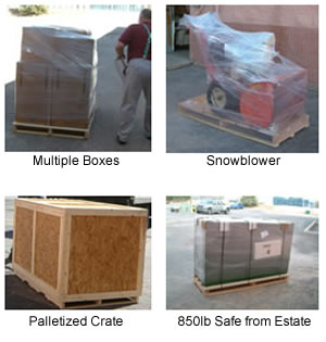 Pallet Shipping Services Colorado Springs