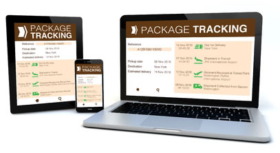 Track Packages